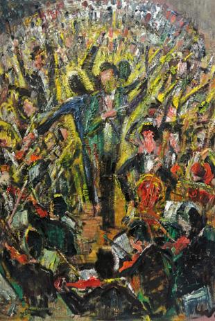 Das Konzert von Curt Wittenbecher