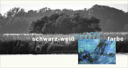 Kulturzentrum Murkens Hof - Schwarz-weiß trifft Farbe