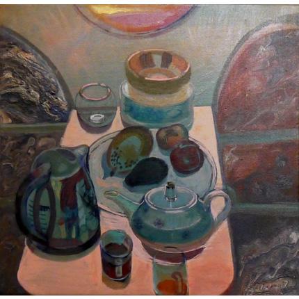 Kunstgalerie im Kunstcafé